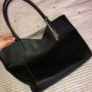 Calvin Klein large Black purse
